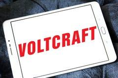 Voltcraft公司商标 图库摄影