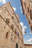 Volterra, Τοσκάνη, Ιταλία Στοκ Εικόνες
