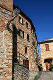 Volterra Photographie stock