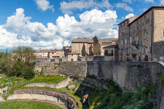 Volterra Fotografia Stock