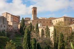 Volterra zdjęcie royalty free