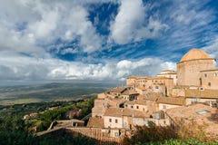 Volterra Стоковые Фотографии RF