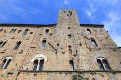 Volterra Royaltyfri Bild