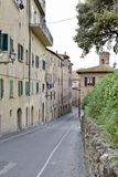 Volterra Royalty-vrije Stock Foto's