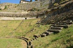 Volterra-Amphitheatre Royalty Free Stock Photos