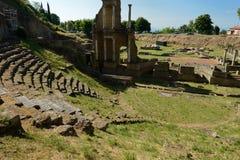 Volterra-Amphitheatre Royalty Free Stock Photography
