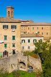 volterra de la Toscane photographie stock
