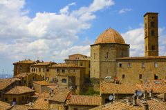 Volterra, Italy, Tuscany Stock Photo