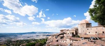Volterra - l'Italia Fotografie Stock Libere da Diritti