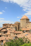 Volterra old town, Italy Stock Photos