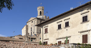 Volterra Royalty Free Stock Photo