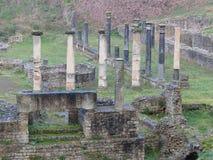 Volterra, Roman theatre Royalty Free Stock Image