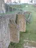 Volterra romersk teater Royaltyfri Foto