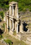 Volterra Ruins 2. Ruins at volterra italy Royalty Free Stock Photography