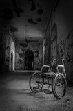 Volterra ` s sanitarium fotografia stock