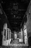 Volterra ` s sanitarium obrazy royalty free