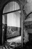Volterra ` s sanitarium obraz stock