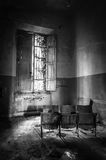 Volterra`s sanitarium royalty free stock photos