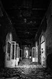 Volterra sanitarium obrazy stock
