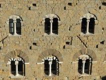 Volterra, Toscânia, Itália Imagens de Stock