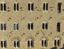 Volterra, Toscânia, Itália Fotos de Stock