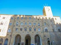 Volterra, Toscane, Italie Images libres de droits