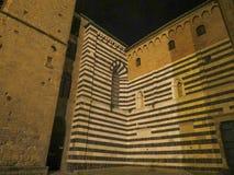 Volterra, Toscane, Italie Photographie stock