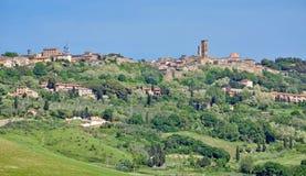 Volterra, Toscanië, Italië Royalty-vrije Stock Foto's