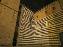 Volterra, Toskana, Italien Stockfotografie