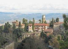 Volterra, Toskana, Italien Lizenzfreie Stockfotos