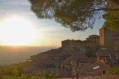 Volterra, Tuscany Stock Photos
