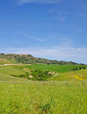 Volterra,Tuscany Stock Image
