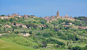 Volterra Tuscany, Italien Royaltyfria Foton
