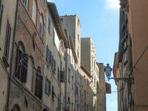 Volterra Tuscany, Italien Royaltyfri Foto