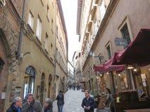 Volterra Tuscany, Italien Arkivbild