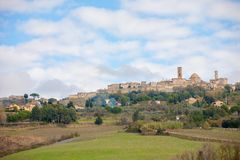 Volterra Royalty Free Stock Photos