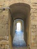 Volterra, Tuscany, Italy Stock Image