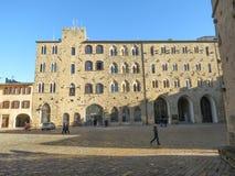 Volterra, Tuscany, Italy Stock Images
