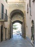 Volterra, Tuscany, Włochy Zdjęcia Stock