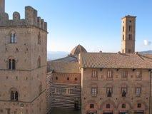 Volterra, Tuscany, Włochy Fotografia Stock