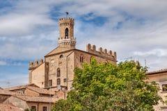 Volterra, Tuscany, Włochy Zdjęcia Royalty Free
