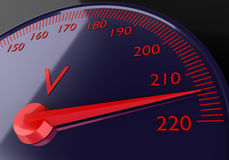 Voltmeter Royalty Free Stock Images