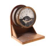 Voltmeter Stock Image