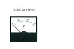 Voltmeter Royaltyfri Foto