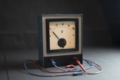 voltmeter Stockbilder