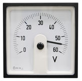 Voltmeter Royalty Free Stock Image