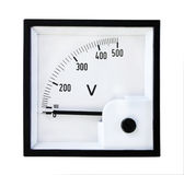 Voltmeter Royalty Free Stock Photos