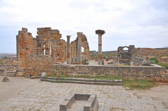 Volubilis Royaltyfri Foto