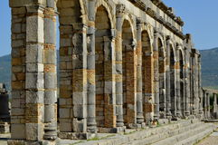 Volubilis, Morocco Royalty Free Stock Photos