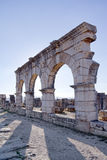 Volubilis, Maroc Photos stock